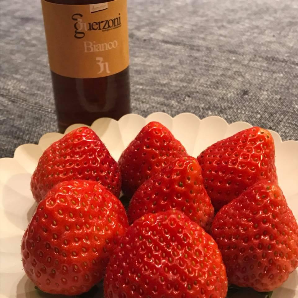 グエルゾーニ酢醸造所ホワイトバルサミコ酢